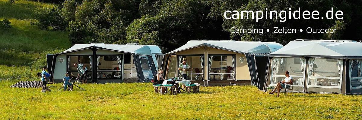 campingidee.de - Camping • Zelten • Outdoor